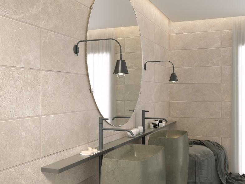 Taupe Kleurige Badkamer : Favoriete taupe tegels badkamer #uh 57 u2013 blessingbox