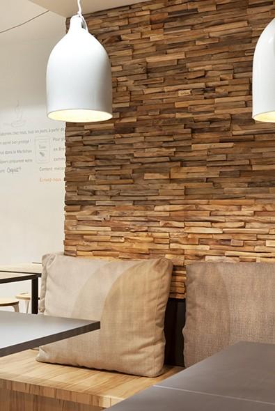 Diverse Wandverkleidung Holz ~   gezellige toets en is creatief toepasbaar in diverse stijlen van huis