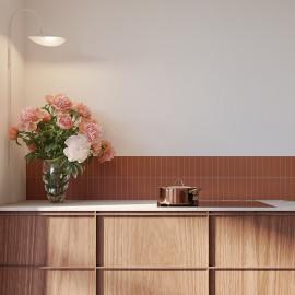 Ceramic pattern tile
