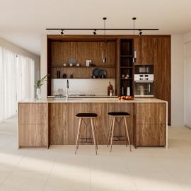 XL keramische vloertege